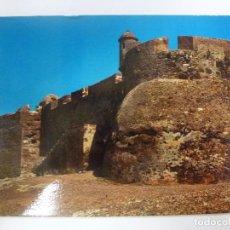 Postales: POSTAL. 5241. LANZAROTE. LA ISLA DE LOS VOLCANES. TEGUISE, CASTILLO DE GUANAPAY. ED. GASTEIZ. . Lote 181574438