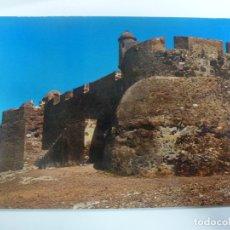 Postales: POSTAL. 5241. LANZAROTE. LA ISLA DE LOS VOLCANES. TEGUISE CASTILLO DE GUANAPAY. ED. GASTEIZ. NO ESCR. Lote 182167258