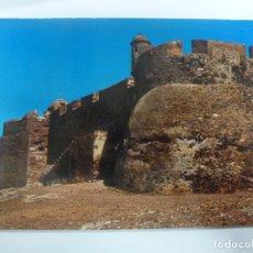 Postales: POSTAL. 5241. LANZAROTE. LA ISLA DE LOS VOLCANES. TEGUISE CASTILLO DE GUANAPAY. ED. GASTEIZ. NO ESCR. Lote 182167278