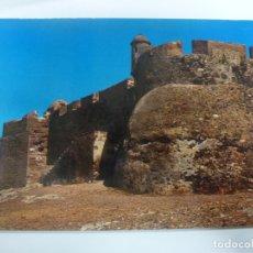 Postales: POSTAL. 5241. LANZAROTE. LA ISLA DE LOS VOLCANES. TEGUISE CASTILLO DE GUANAPAY. ED. GASTEIZ. NO ESCR. Lote 182167297