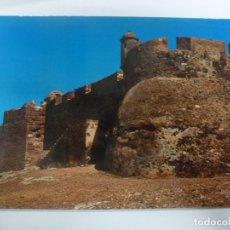 Postales: POSTAL. 5241. LANZAROTE. LA ISLA DE LOS VOLCANES. TEGUISE CASTILLO DE GUANAPAY. ED. GASTEIZ. NO ESCR. Lote 182167308