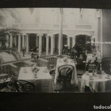 Postales: LAS PALMAS-TERRAZA HOTEL MADRID-FOTO BAENA-POSTAL FOTOGRAFICA-VER FOTOS-(63.762). Lote 182300155