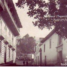 Postales: TENERIFE OROTAVA CALLE SAN FRANCISCO. Lote 182335725