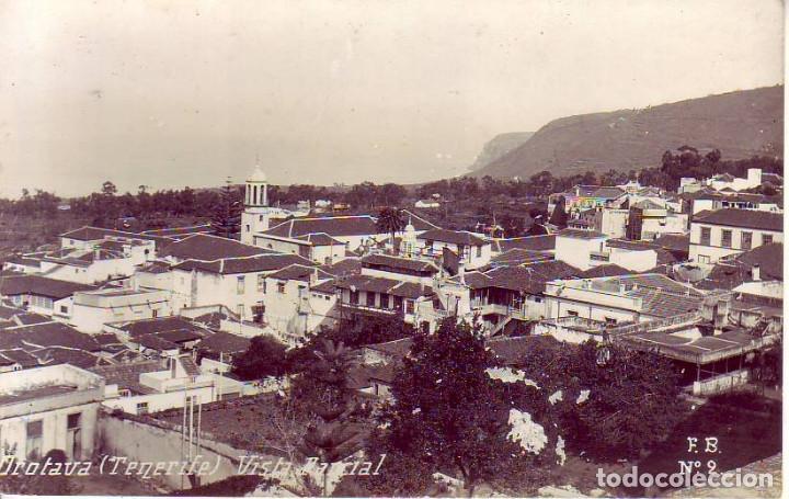 TENERIFE OROTAVA VISTA PARCIAL (Postales - España - Canarias Moderna (desde 1940))
