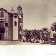 Postales: TENERIFE OROTAVA IGLESI DE LA CONCEPCION . Lote 182336003