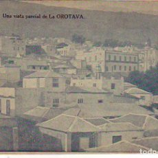Postales: TENERIFE OROTAVA UNA VISTA PARCIAL. Lote 182342531