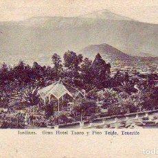 Cartoline: TENERIFE OROTAVA GRAN HOTEL TAORO . Lote 182343026