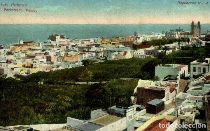 LAS PALMAS. - PERESTRELLO PHOTO (Postales - España - Canarias Antigua (hasta 1939))