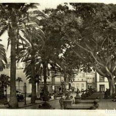 Postales: LAS PALMAS - PLAZA DE CAIRASCO. Lote 182572956