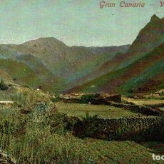 Postales: VALLE DE AGATE, GRAN CANARIA. Lote 182575372