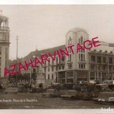 Postales: SANTA CRUZ DE TENERIFE, PLAZA DE LA REPUBLICA, Nº 114 P.EXPRES. Lote 182632431