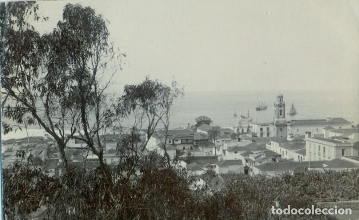 TENERIFE PUERTO DE LA OROTAVA. CIRCULADA EN 1913. FOTO A. BENITEZ. PIEZA ÚNICA. (Postales - España - Canarias Antigua (hasta 1939))