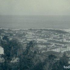 Postales: TENERIFE PUERTO DE LA OROTAVA. VISTA GENERAL. ESCRITA HACIA 1913. FOTO A. BENITEZ. PIEZA ÚNICA.. Lote 182642583