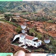 Postales: POSTAL CANARIAS ESTACION REPETIDORA PICO OSORIO SELLADA. Lote 182781106