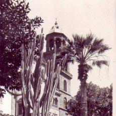 Postales: SANTA CRUZ TENERIFE PALACIO JUSTICIA SAN FRANCISCO. Lote 182930653
