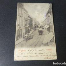 Postales: LAS PALMAS GRAN CANARIA TRIANASTR REVERSO SIN DIVIDIR. Lote 182981328