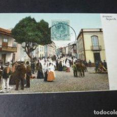 Postales: TENERIFE OROTAVA REVERSO SIN DIVIDIR. Lote 182981696