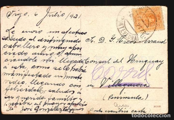 Postales: Tenerife Catedral de Sta Cruz de Tenerife antigua postal Edicion N°22 animada - Foto 2 - 183003515