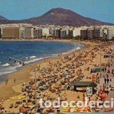 Postales: GRAN CANARIA - Nº 1068 VISTA PARCIAL DE LAS CANTERAS - AÑO 1976 - SIN CIRCULAR. Lote 183076508