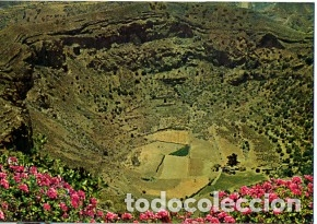 GRAN CANARIA - Nº 1259 CALDERA DE BANDAMA - AÑO 1975 - SIN CIRCULAR - (Postales - España - Canarias Moderna (desde 1940))