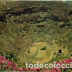 Postales: GRAN CANARIA - Nº 1259 CALDERA DE BANDAMA - AÑO 1975 - SIN CIRCULAR - . Lote 183076826