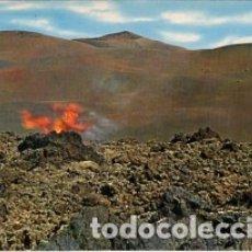 Postales: CANARIAS - Nº 5001 LANZAROTE LA MISLA DE LOS VOLCANES - AÑO 1972 - SIN CIRCULAR. Lote 183079053