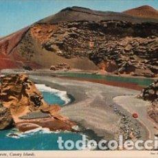 Postales: CANARIAS - LANZAROTE - THE GULF - SIN CIRCULAR. Lote 183079581