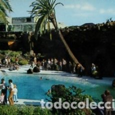 Postales: CANARIAS - LANZAROTE - PISCINA DE LOS JAMEOS DEL AGUA - AÑO 1971 - SIN CIRCULAR. Lote 183082583