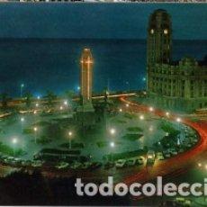 Postales: CANARIAS - SANTA CRUZ DE TENERIFE - Nº2642 PLAZA DE ESPAÑA DE NOCHE - AÑO 1969 - SIN CIRCULAR. Lote 183084508