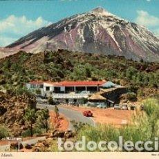 Postales: CANARIAS - TENERIFE - EL TEIDE - SIN CIRCULAR. Lote 183084886