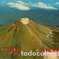 Postales: CANARIAS - TENERIFE - EL TEIDE VISTA AEREA DEL PICO MAS ALTO DE ESPAÑA - 1978 - SIN CIRCULAR. Lote 183085850