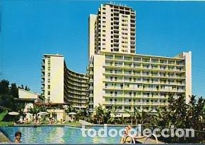 CANARIAS - TENERIFE - PUERTO DE LA CRUZ - HOTEL BELAIR - SIN CIRCULAR (Postales - España - Canarias Antigua (hasta 1939))