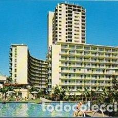 Postales: CANARIAS - TENERIFE - PUERTO DE LA CRUZ - HOTEL BELAIR - SIN CIRCULAR. Lote 183086030