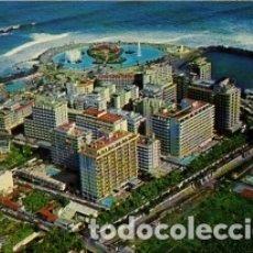 Postales: CANARIAS - TENERIFE - PUERTO DE LA CRUZ VISTA AEREA - AÑO 1978 - SIN CIRCULAR. Lote 183086503