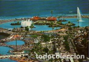 CANARIAS - TENERIFE - PUERTO DE LA CRUZ COMPLEJO LAGO MARTIANEZ - AÑO 1978 - SIN CIRCULAR (Postales - España - Canarias Antigua (hasta 1939))