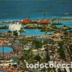 Postales: CANARIAS - TENERIFE - PUERTO DE LA CRUZ COMPLEJO LAGO MARTIANEZ - AÑO 1978 - SIN CIRCULAR. Lote 183086590