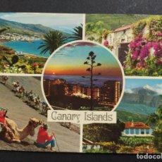 Postales: ISLAS CANARIAS-CANARY ISLANDS-PHOTOS JOHN HINDE-POSTAL ANTIGUA-(64.394). Lote 183421207