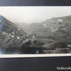 Postales: GRAN CANARIA LAGUNETAS. Lote 183439103
