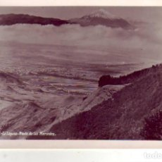 Postales: TENERIFE FOTO LA LAGUNA MONTE DE LAS MERCEDES. Lote 183462750