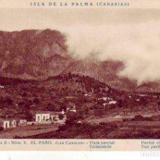 Cartes Postales: TENERIFE- SANTA CRUZ DE LA PALMA - EL PASO LAS CANALES. Lote 183476967