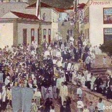 Cartes Postales: TENERIFE- SANTA CRUZ DE LA PALMA - TAZACORTE SAN MIGUEL. Lote 183477272