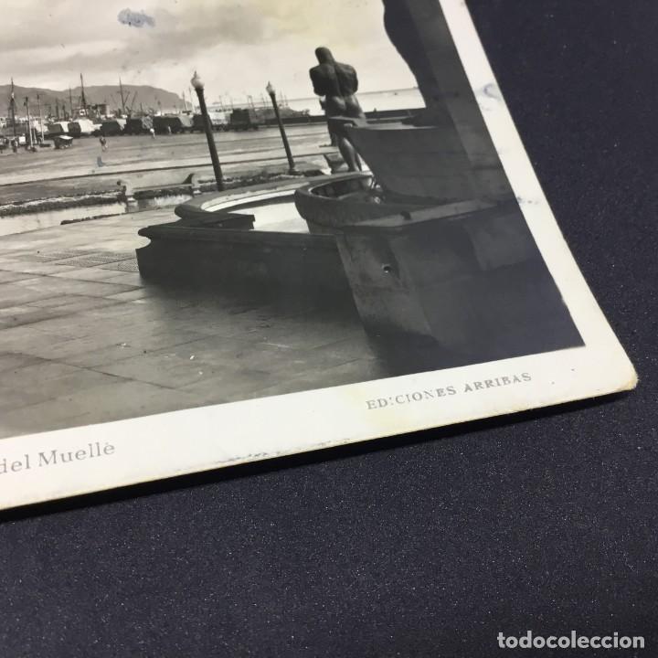 Postales: ANTIGUA POSTAL SANTA CRUZ DE TENERIFE - ENTRADA DEL MUELLE - Nº 21 - EDICIONES ARRIBAS -SIN CIRCULAR - Foto 4 - 183484643