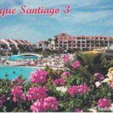 Postales: (352) TENERIFE. PARQUE SANTIAGO 3. Lote 183511343