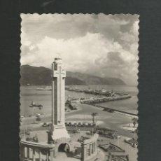 Postales: POSTAL CIRCULADA - SANTA CRUZ DE TENERIFE 53 - MUELLE SUR - EDITA LUJO. Lote 183532822