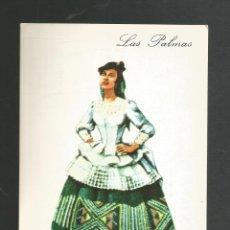 Postales: TARJETA POSTAL PUBLICITARIA - LAS PALMAS - MEDICAMENTO PRONITOL - VER FOTO ADICIONAL. Lote 183532825