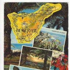 Postales: TENERIFE.-. Lote 183568102
