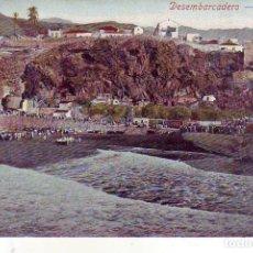 Cartes Postales: TENERIFE LA PALMA SANTA CRUZ DESEMBARCADERO. Lote 183633348