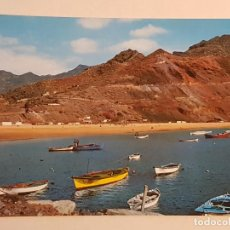 Postales: SAN ANDRES TENERIFE LAS TERESITAS POSTAL. Lote 183660613