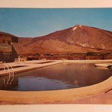 Postales: TENERIFE PARQUE NACIONAL LAS CAÑADAS POSTAL. Lote 183661367