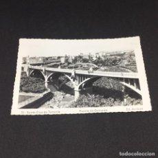 Postales: POSTAL FOTOGRAFICA DE SANTA CRUZ DE TENERIFE - Nº 79 - PUENTE DE GALCERÁN - EDICIONES ARRIBAS. Lote 183661865